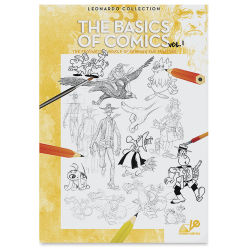 Leonardo Collection The Basics of Comics Vol 1, Book Cover