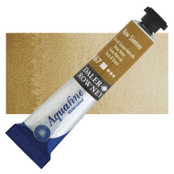 Daler-Rowney Aquafine Watercolors and Sets - Raw Sienna, 8 ml, Tube