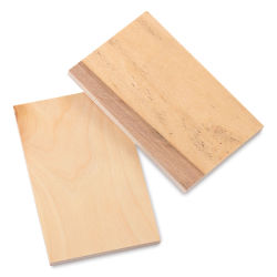Midwest Products Birch Plywood Pieces - Economy Bag of 36