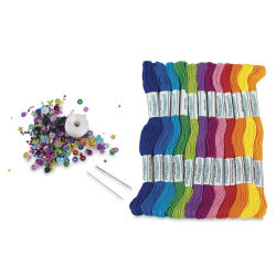 Design Works Zenbroidery - Design Works Zenbroidery - Rainbowy Embroidery Accessories