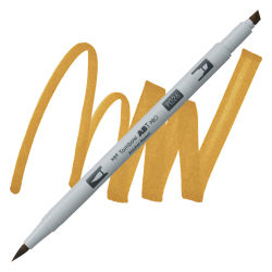 Tombow ABT PRO Alcohol Marker - Yellow Gold, P026
