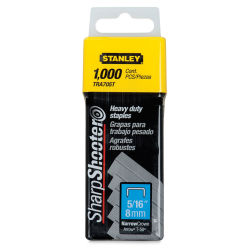 Stanley Heavy-Duty Staples - 5/16'', Box of 1000