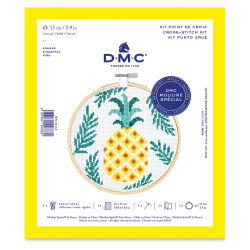 DMC Stitch Kit - Pineapple
