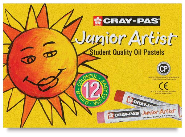 Sakura Cray-Pas Junior Artist Oil Pastels