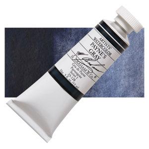 M.Graham Payne's Grey watercolour paint