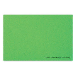 Canson Colorline Art Paper - 19'' x 25'', 150 gsm, Bright Green