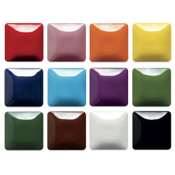 Wonderglaze, Set of 12-Assorted Kit 1 2oz Color Swatches