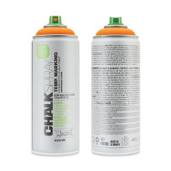 Montana Chalk Spray Paint - 400 ml, Orange