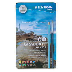 Lyra Graduate Aquarell Pencils - Set of 12