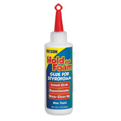 Beacon Hold the Foam! Glue - 4 oz