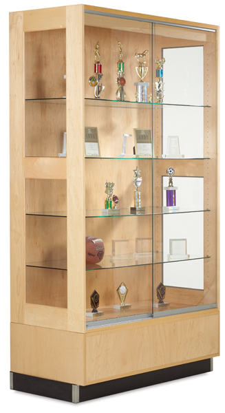 Display Cases Blick Art Materials