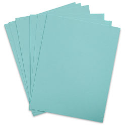Blick Stationery - Text Paper, Pool, 8-1/2'' x 11'', Pkg of 10 Sheets