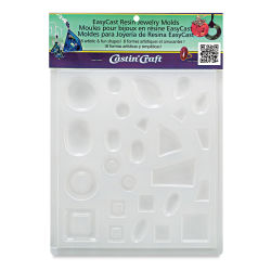 Castin'Craft Resin Jewelry Mold, 8 Shapes