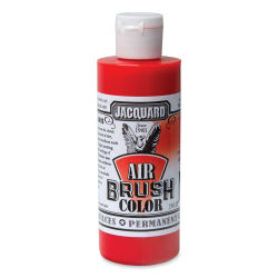 Jacquard Airbrush Paint - 4 oz, Bright Red
