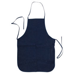 "Denim Apron - 19"" x 28"""