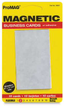Mag Business Cards, Pkg of 10