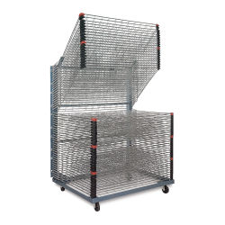 Metal Drying Rack, Small Mesh
