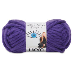 Lion Brand London Kaye LKYC Yarn - Orchid