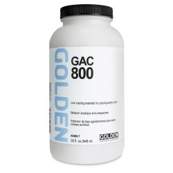 Golden GAC 800 Medium, 32 oz bottle