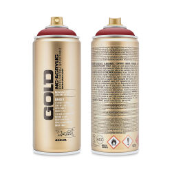 Montana Gold Acrylic Professional Spray Paint - Rusto Coat, 400 ml can