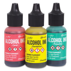 Ranger Tim Holtz Alcohol Inks - Key West, Set of 3