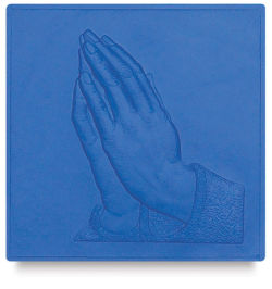 Metal Smith Mold - 4'' x 4'', Praying Hands