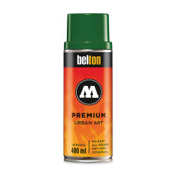 Molotow Belton Spray Paint - 400 ml Can, Leaf Green