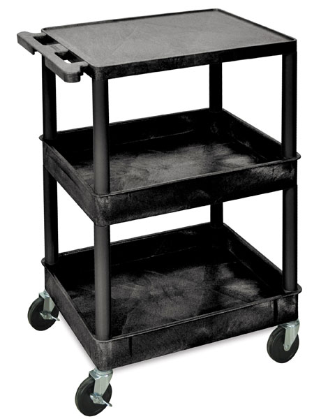 Luxor Heavy-Duty Utility Carts
