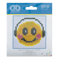 Diamond Dotz - Smiling Groove, 3'' x 3''