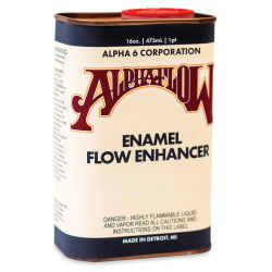 Alpha6 Flow Enhancer - 8 oz, Can