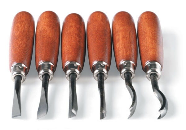 Sculpture House Wood Carving Tool Set