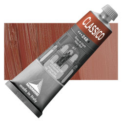 Maimeri Classico Oil Color - Mars Red, 60 ml tube