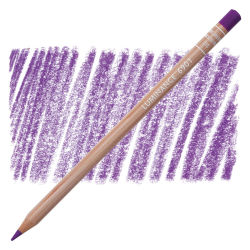 Caran d'Ache Luminance Colored Pencil - Quinacridone Purple