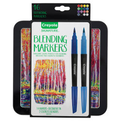 Crayola Signature Blending Markers - Set of 16