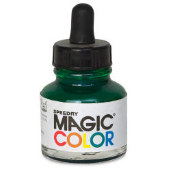 Magic Color Liquid Acrylic Ink - 28 ml, French Chartreuse