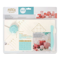 We R Memory Keepers Punch Board - Gift Box