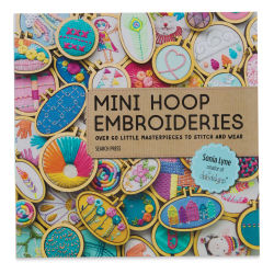 Mini Hoop Embroideries, Book Cover