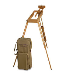 Beechwood Watercolor Easel