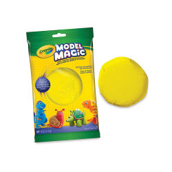 Crayola Model Magic - 4 oz, Yellow