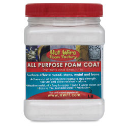 Hot Wire Foam Factory Foam Coat - All Purpose, 3 lbs