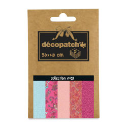 "DecoPatch Paper Collections - N21, 12"" x 15-3/4"""