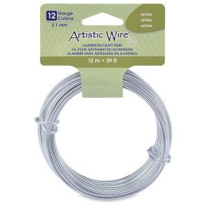 Silver wire - 12 gauge