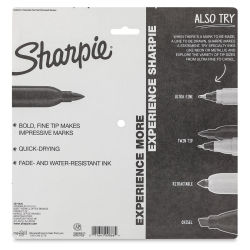 Sharpie Fine Point Marker Set - Assorted with Color Burst Colors, Set of 24