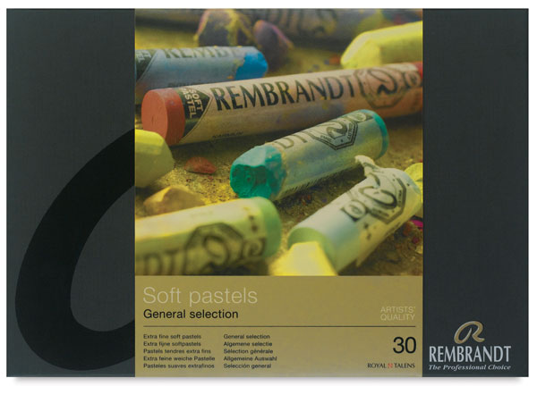 Rembrandt Soft Pastels and Sets
