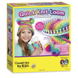 Faber-Castell Quick Knit Loom Kit