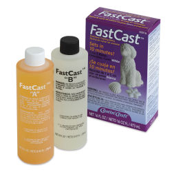 FastCast Urethane Casting Resin - 16 oz