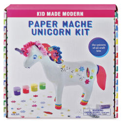 Kid Made Modern Paper Mache Kits - Unicorn Kit
