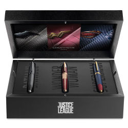 Caran d'Ache Justice League Fountain Pen - Trilogy Set of 3