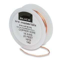 Copper Wire, 18 Gauge