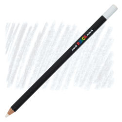 Uni-Posca Colored Pencil - White